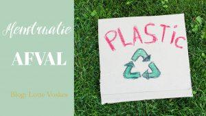 Menstruatie afval