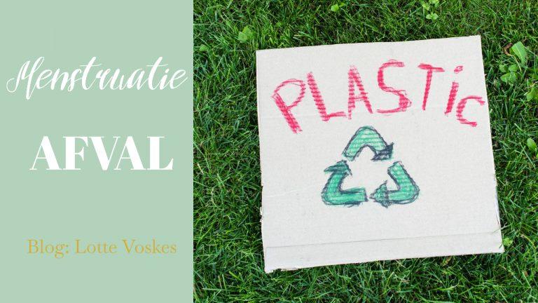 Menstruatie afval: 11.500 menstruatie producten in 37.5 jaar